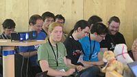 Wikimedia Hackathon 2017 IMG 4173 (33913523834).jpg