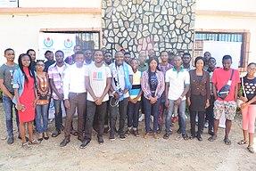 Wikimedia Nigeria celebrate Wikimedia 6th anniversary.jpg