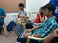 Wikipedia workshop at IEI - July 16 Image 1.jpg