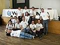 Wikipediani a Wikimania.jpg