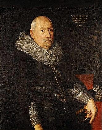William the Younger, Duke of Brunswick-Lüneburg - Image: William, Duke of Brunswick Lüneburg