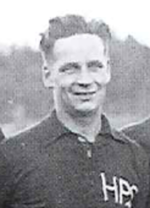 William Kanerva - Kanerva in HPS shirt in 1927.