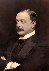 William Cavendish-Bentinck, Portland 6. hercege, írta: Elliott & Fry.jpg