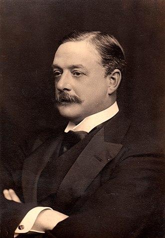William Cavendish-Bentinck, 6th Duke of Portland - The Duke of Portland, circa 1900.