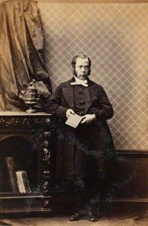 William Haig Brown - William Haig Brown, 1861 albumen print