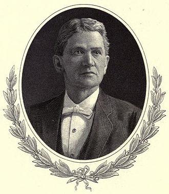 Alabama's 8th congressional district - Image: William Richardson Alabama