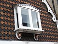 Window, Castle Street, Salisbury - geograph.org.uk - 578816.jpg