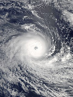 Cyclone Winston Category 5 South Pacific cyclone in 2016
