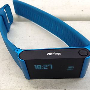 Withings - Withings Pulse O2 fitness tracker.