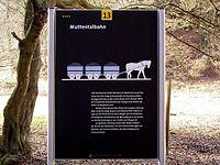 Witten - Muttental - Bergbauwanderweg Station 13 01 ies.jpg
