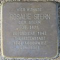 Witten Stolperstein Rosalie Stern.jpg