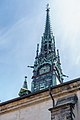 Wittenberg Schlosskirche Uhrenturm.jpg