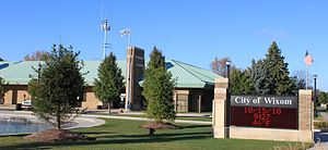 Wixom, Michigan - City Offices