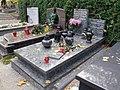 Wojciech Żukrowski - Maria Żukrowska - Cmentarz Wojskowy na Powązkach (221).JPG