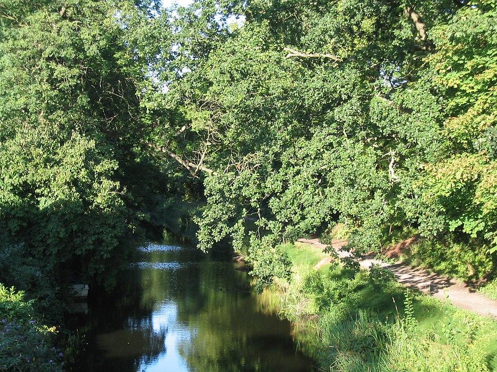 Basingstoke Canal - Howling Pixel