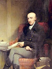 William Hyde Wollaston, as painted by John Jackson (1778–1831)