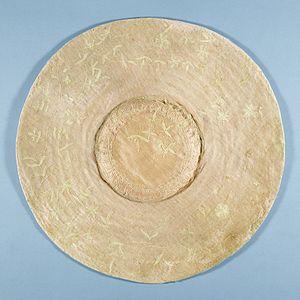 Bergère hat - Image: Woman's Bergere LACMA M.82.8.8 (1 of 2)