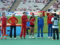 Women High jump final Barcelona 2010.jpg