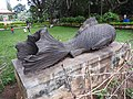 Wood fish art-2-cubbon park-bangalore-India.jpg