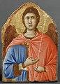 Workshop of Duccio - Archangel, By 1311.jpg