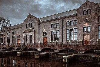 Wouda pumping station - Image: Woudagemaal 1