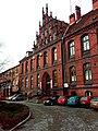Wrocław, Akademia Medyczna, Klinika Chirurgii, ulica Marii Skłodowskiej Curie.jpg