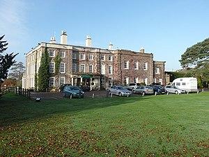 Wychnor Hall - Wychnor Park