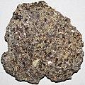 Wyomingite (Lower Pleistocene, 0.95 Ma; quarry on volcanic cone on Zirkel Mesa, Leucite Hills Volcanic Province, Wyoming, USA) 25.jpg