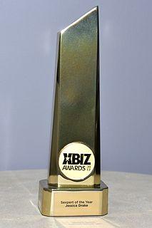 XBIZ Award Adult entertainment industry award