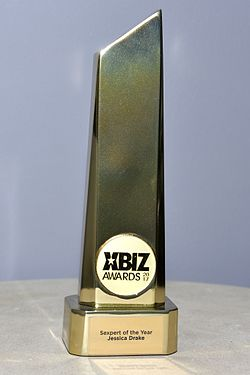 XBIZ Award Trophy 2017.jpg