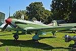 Yakolev Yak-9P '23' (11072889765).jpg