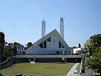 Yamaguchi Xavier Memorial Church.JPG
