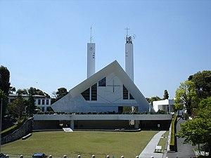 Yamaguchi, Yamaguchi - Yamaguchi Xavier Memorial Church