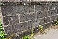 Yame-ishi tuff stone wall in Nagano, Yame.jpg