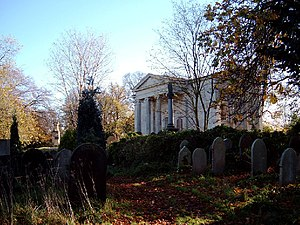 York Cemetery, York - Image: York Cemetery geograph.org.uk 80061