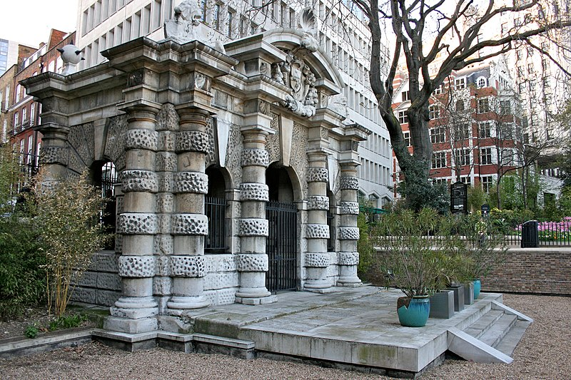 File:York Water Gate, Victoria Embankment 1.jpg