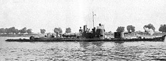 Royal Yugoslav Navy - Image: Yugoslav monitor Vardar