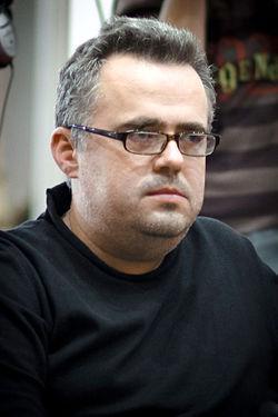 Юрий Сапрыкин на ММКВЯ-2010