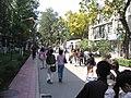 Yuyendaxue campus students.jpg