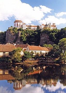 Znojmo - Vranov nad Dyj� (chateau)