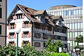 Zürich - Wohnmuseum Bärengasse - Schanzengraben 2010-08-09 15-47-18.JPG