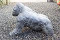 ZSL London - Silverback Gorilla sculpture (01).jpg