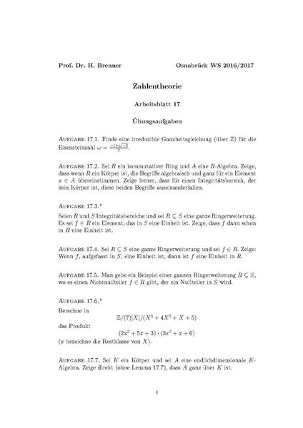 Wunderbar Zahlentheorie Arbeitsblatt Bilder - Gemischte Übungen ...