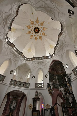 1722 in architecture - Church of Saint John of Nepomuk