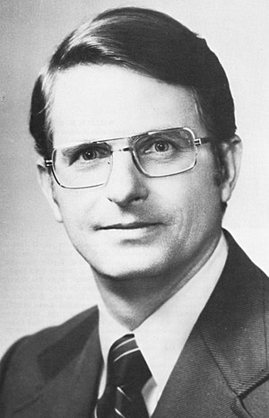 Zell Miller - Miller as Lieutenant Governor in 1975