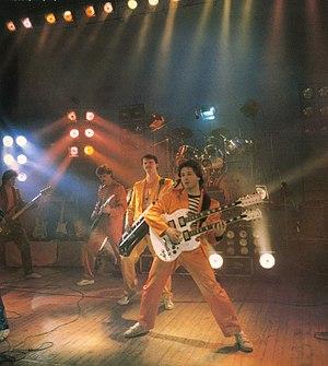VIA (music) - VIA Zemlyane, circa 1984