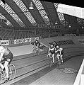 Zesdaagse wielrennen RAI Amsterdam, tweede dag. Koppel Post-Deloof in aktie, Bestanddeelnr 923-0705.jpg