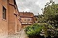 Zespół klasztorny Benedyktynek, Staniątki, A-251 M 23.jpg