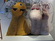 Zippy and George NMM