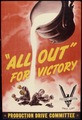 """All out"" for victory. Production Drive Committee - NARA - 534920.tif"